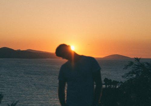 คลังภาพถ่ายฟรี ของ กลางแจ้ง, การยืน, ดวงอาทิตย์