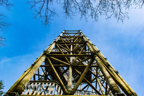 Gratis lagerfoto af apeldoorn, tårn, træ tårn, viewtower