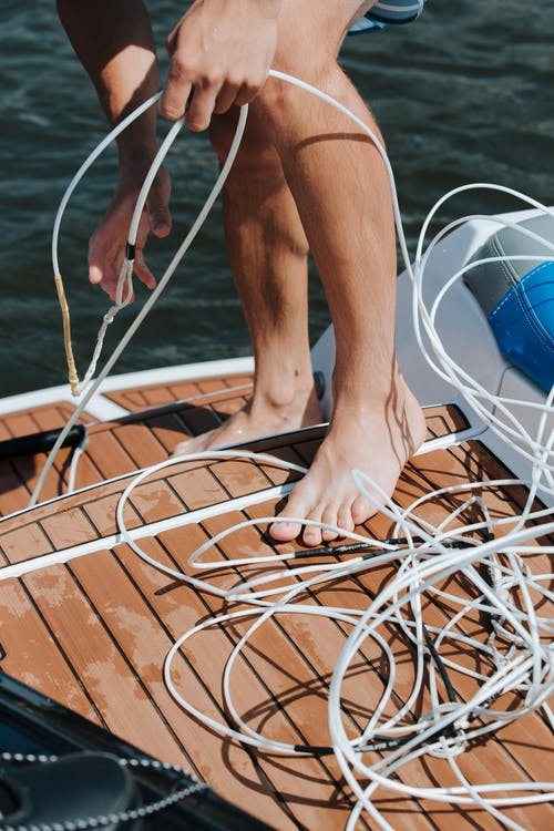 Fotos de stock gratuitas de al aire libre, baraja, barca