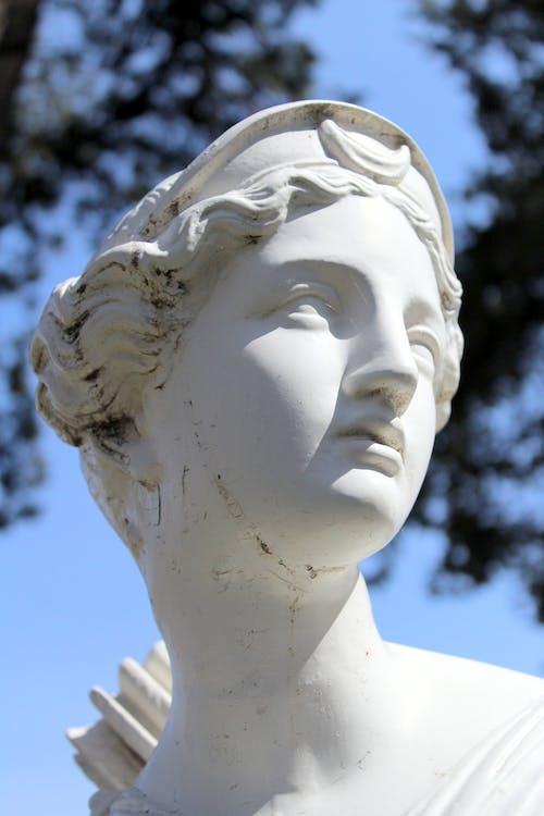 Free stock photo of garden, goddess, statue