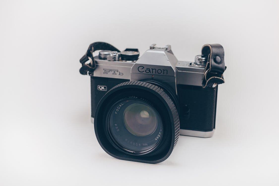 canon, vintage, αναλογικός