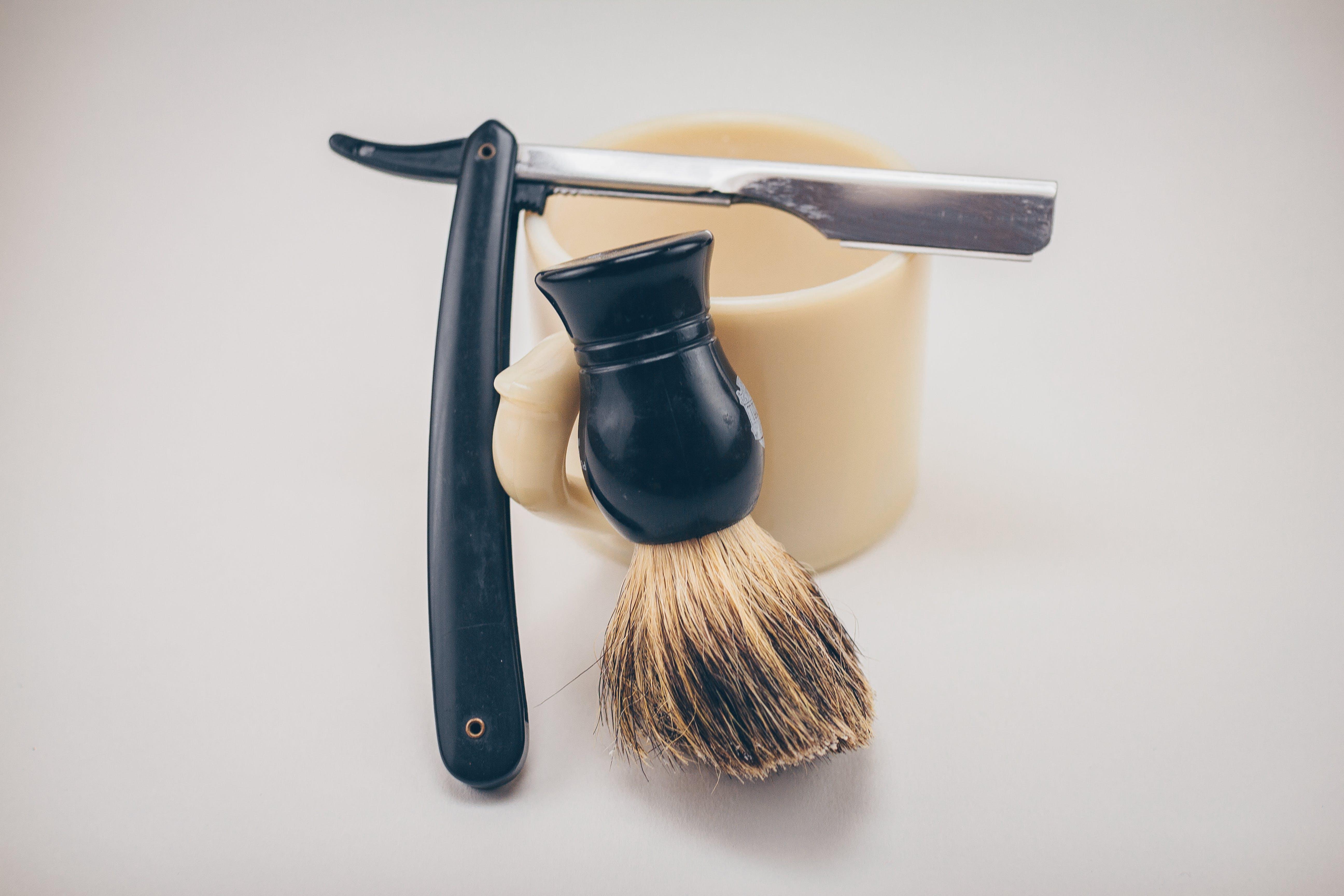 Kostenloses Stock Foto zu ausrüstung, barbier, bart, container