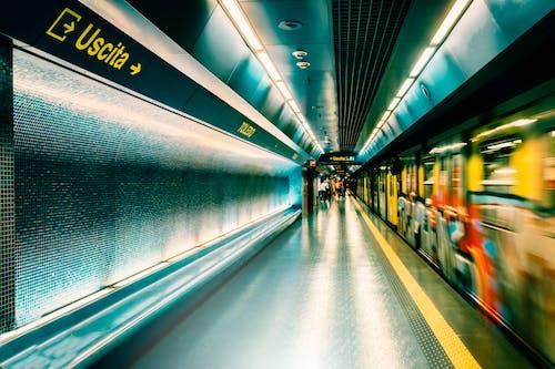 Italian Metro Station