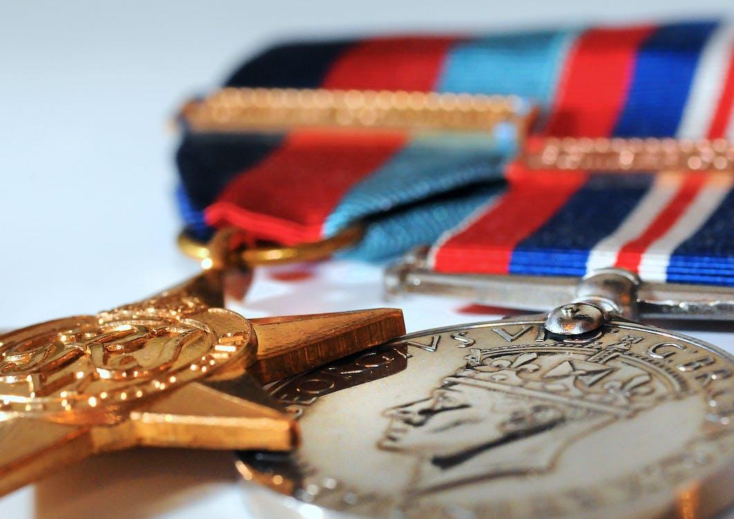 medali perang dunia ii
