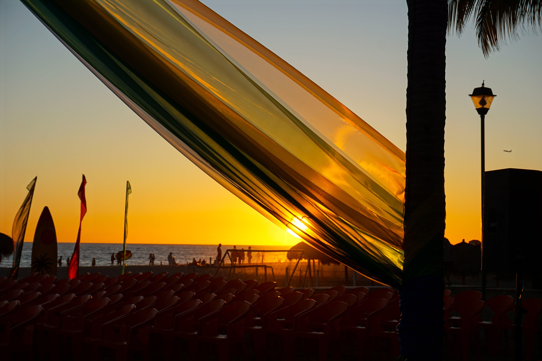 Free stock photo of beach, dusk, holiday, mexico