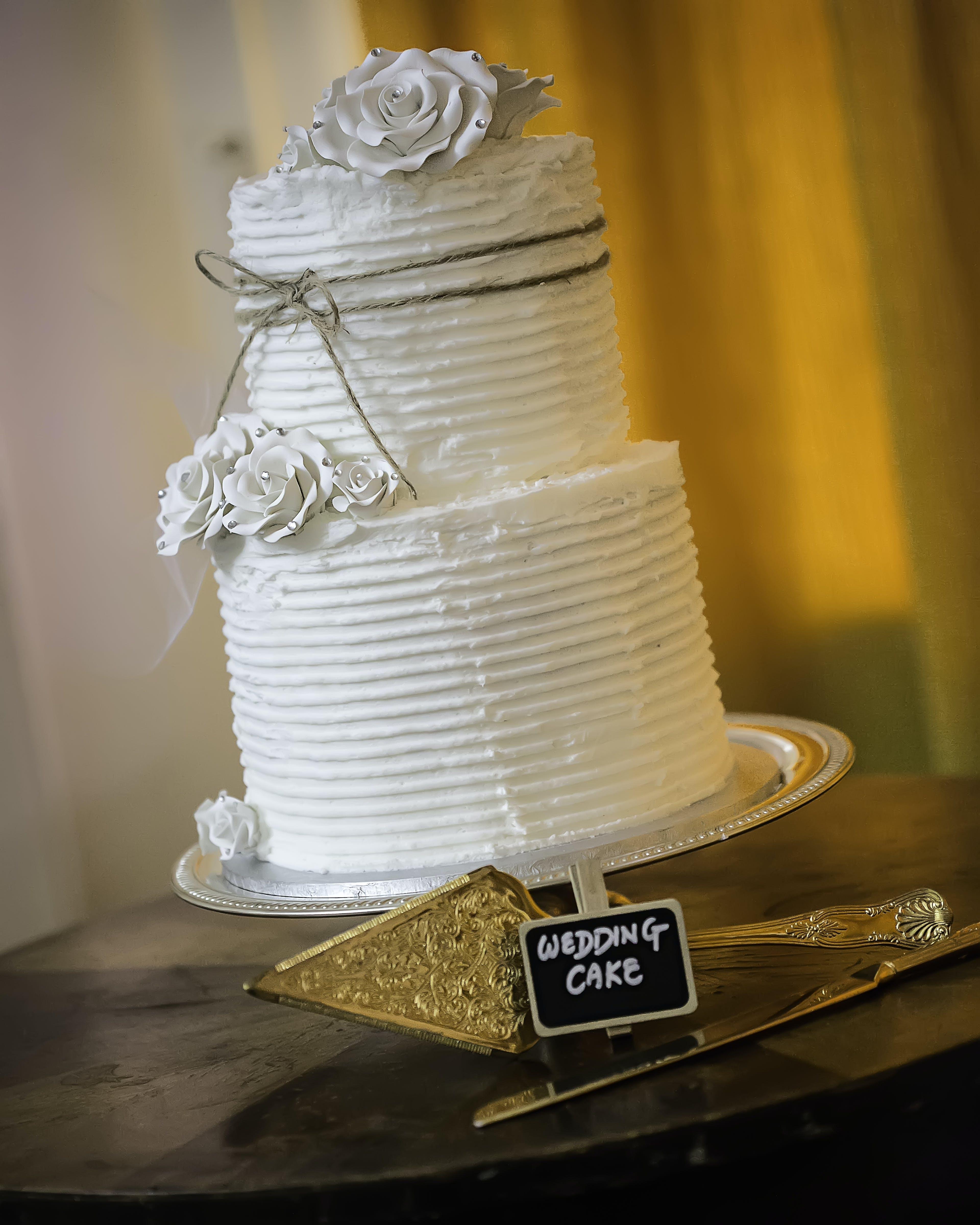 Free stock photo of cake, wedding, Wedding Cake