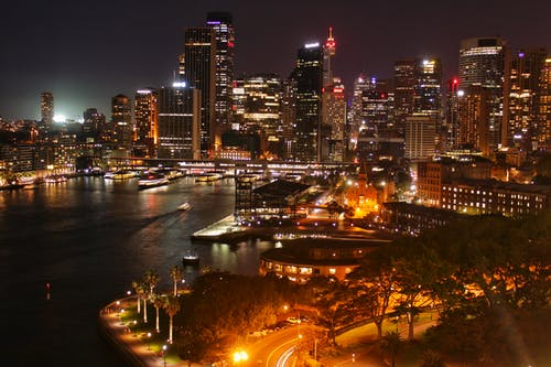 Free stock photo of australia, city, city center