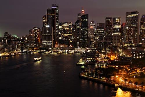 Free stock photo of australia, boat ferry, city