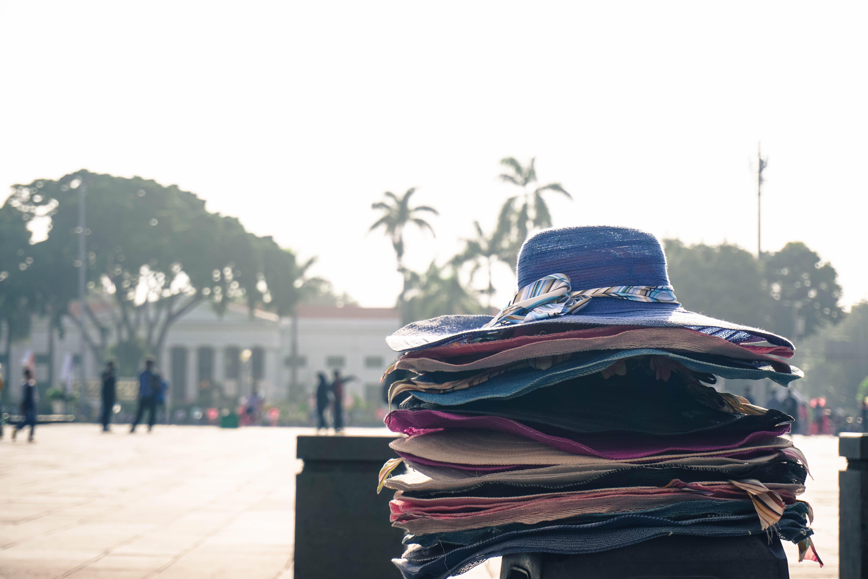Assorted-color Sun Hat Lot