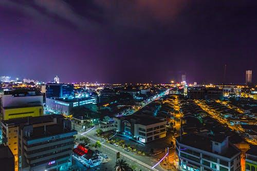 Бесплатное стоковое фото с Азиатская архитектура, архитектура. город, вид на город, город
