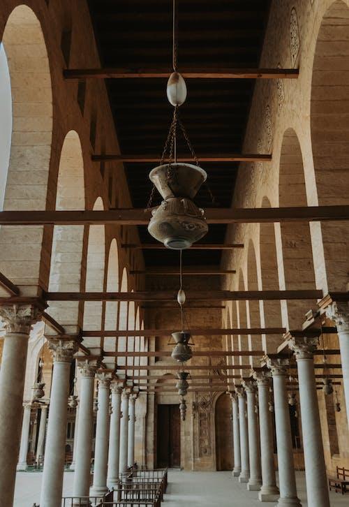 Foto profissional grátis de a grande mesquita, alicerce, ancião