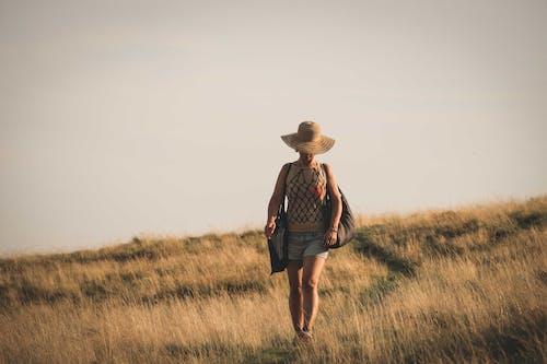 Ingyenes stockfotó domb, felnőtt, gyalogló témában