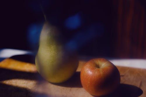 Ilmainen kuvapankkikuva tunnisteilla apple, epätarkka, hedelmä