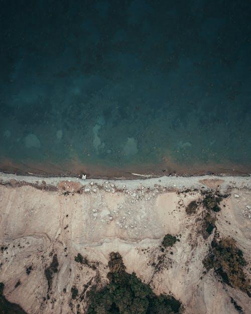 Darmowe zdjęcie z galerii z bezpośrednio powyżej, morze, na dworze