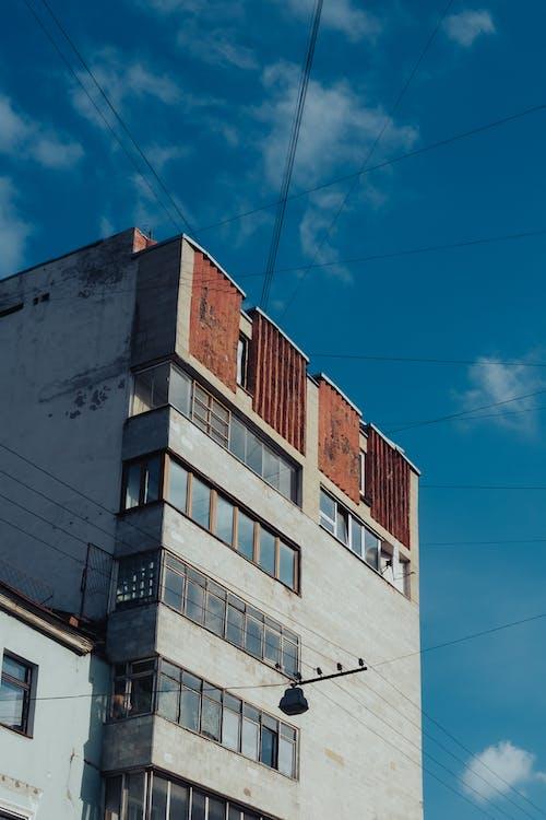 ガラスアイテム, シティ, ダウンタウンの無料の写真素材