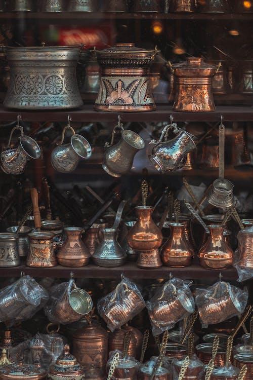 Fotos de stock gratuitas de al aire libre, antiguo, bronce