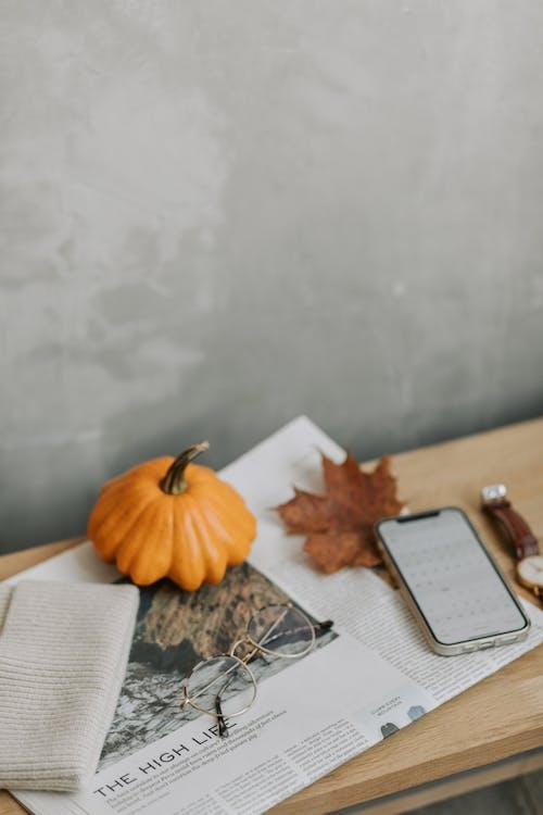 Безкоштовне стокове фото на тему «atmosfera de outono, iPhone, вдома»