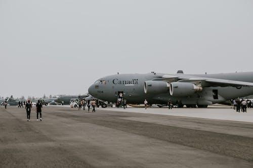 Безкоштовне стокове фото на тему «C-17 Globemaster, copy space, Авіація»