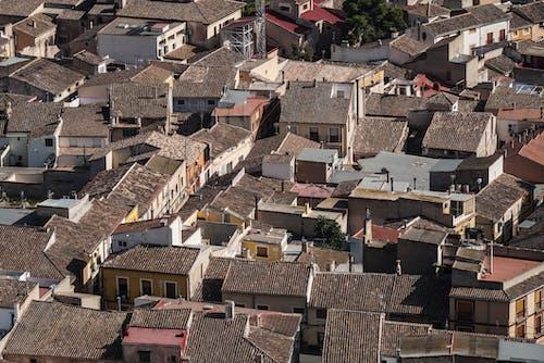 Free stock photo of houses, jumilla, landscape