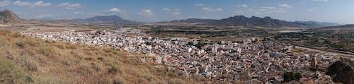 Free stock photo of jumilla, landscape, old city