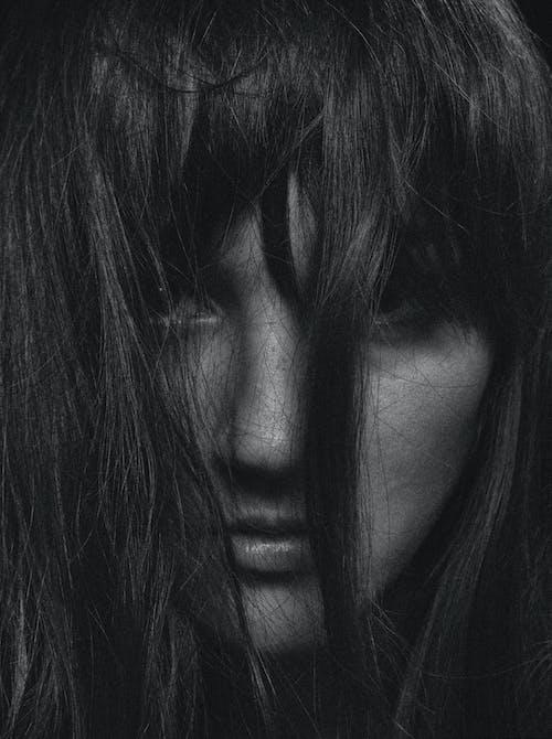 ヘア, モデル, 人, 可愛いの無料の写真素材
