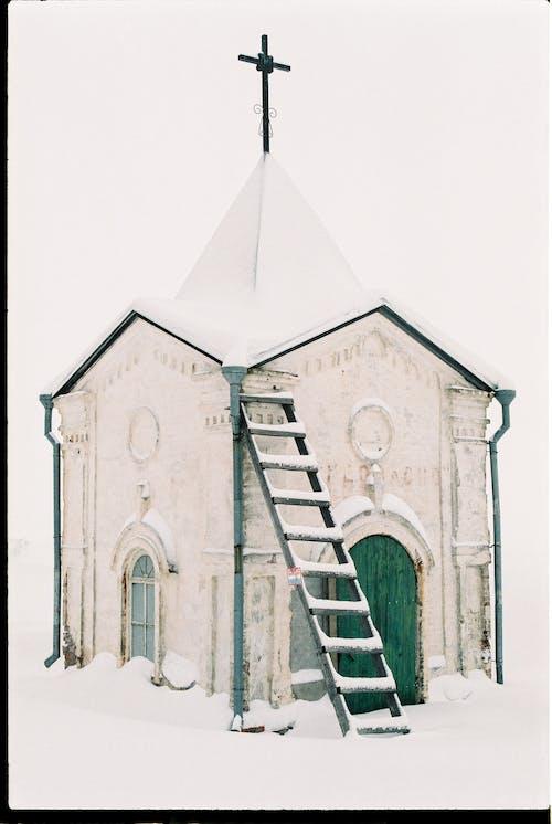 Ilmainen kuvapankkikuva tunnisteilla arkkitehtuuri, flunssa, Kappeli
