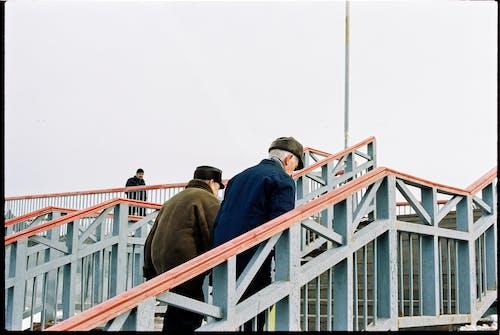 Kostenloses Stock Foto zu erhöhter gehweg, gehen, klettern