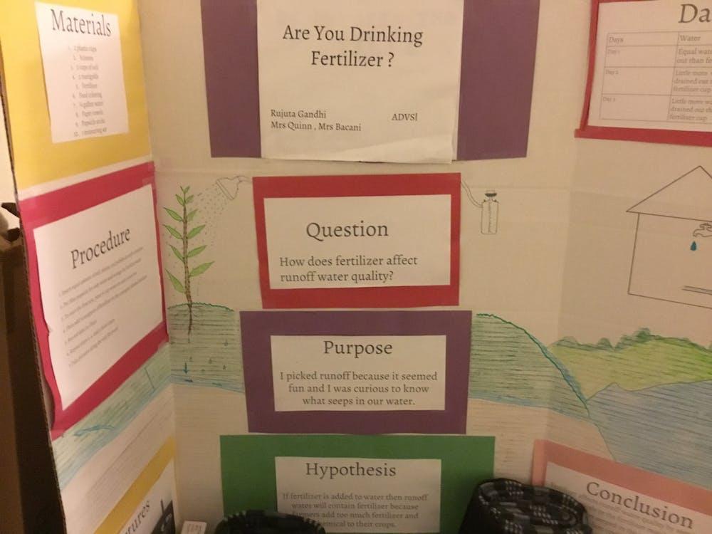 fertilizer, science, Science Fair