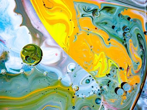 Immagine gratuita di acrilico, arcobaleno, arte