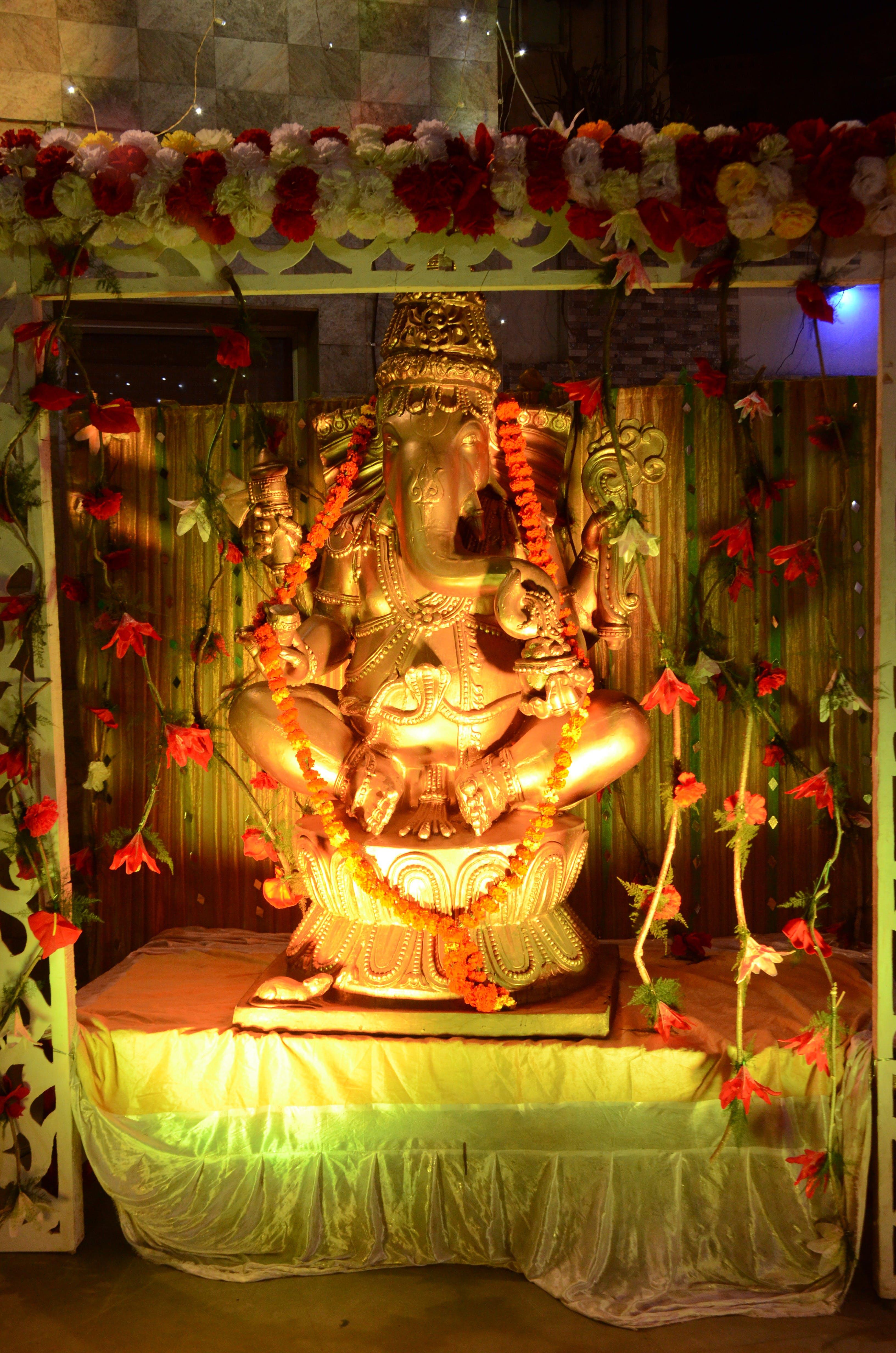 Free stock photo of ganesh, ganesh god, god, HD wallpaper