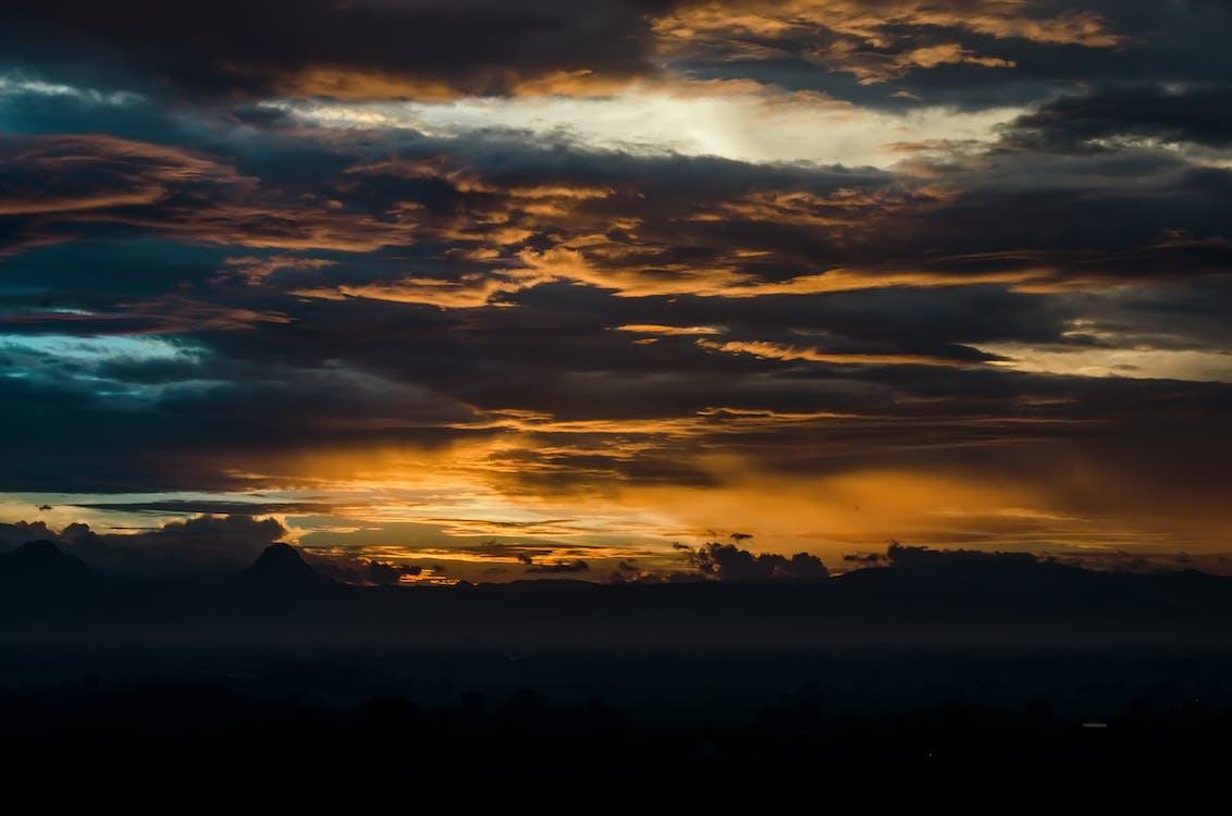 Landscape Photo of Sunrise