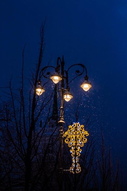 Gratis lagerfoto af aften, belyst, close-up, elektricitet