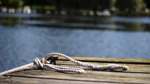 Gratis arkivbilde med båttau, dagslys, fartøy, hvit