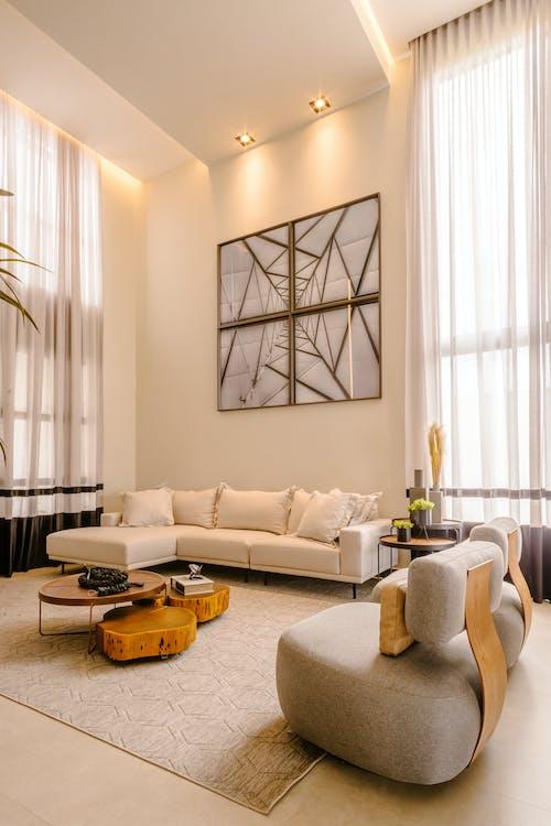 Imagine de stoc gratuită din acasa showcase interior, apartament, apartamente