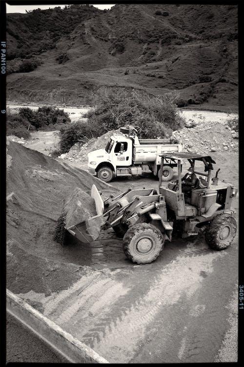 地球移动器, 工業, 建設 的 免费素材图片