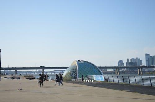 건축, 다리, 도시, 돔의 무료 스톡 사진