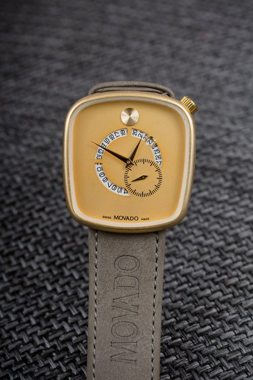 Photography of Unusual Watch