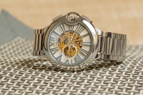 Silver Elegant Watch