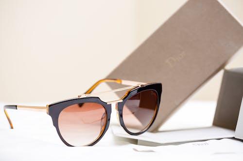 Základová fotografie zdarma na téma brýle, detail, dior