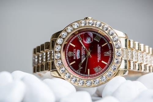 Kostenloses Stock Foto zu diamanten, gold, marke