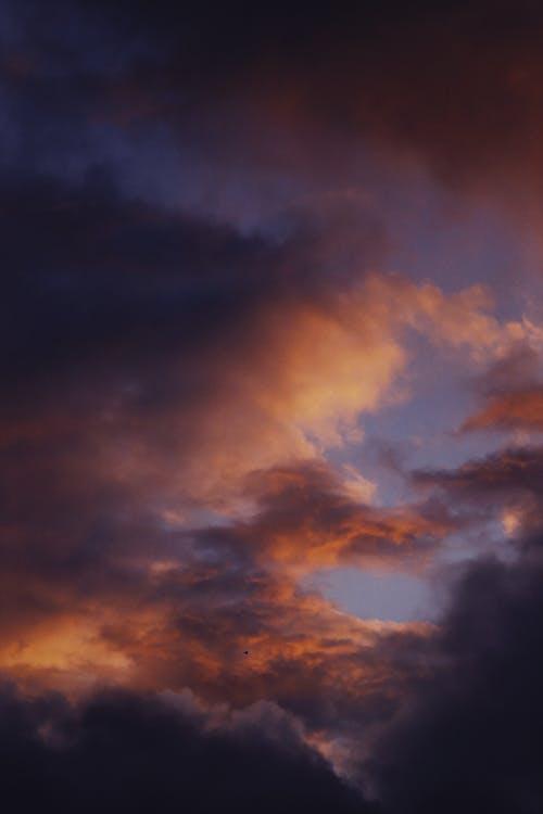 Sunlight on Dark Clouds