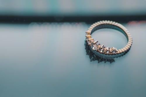 Grown Diamond Ring