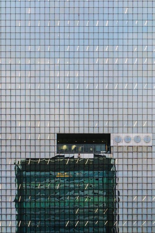 alt, arquitectura, articles de vidre