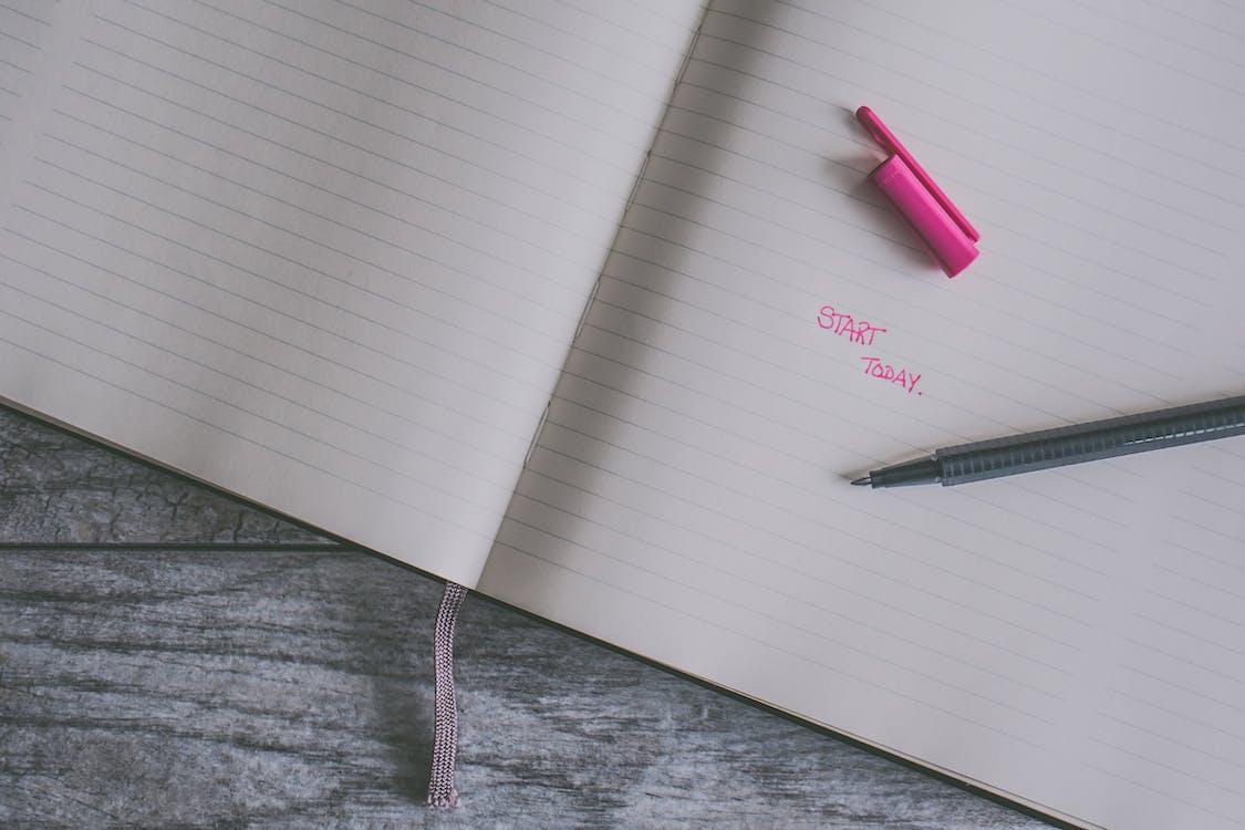 długopis, edukacja, informacja