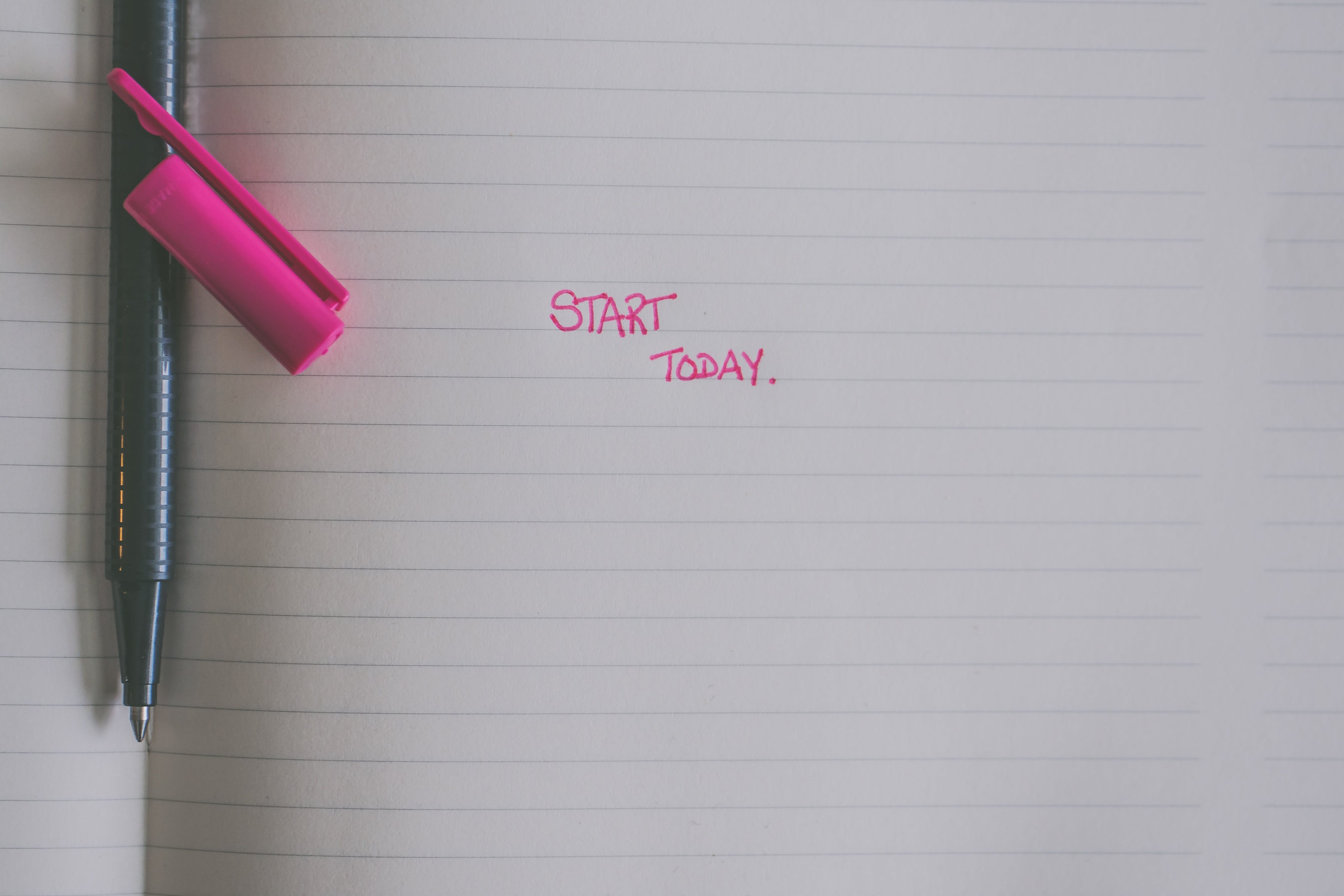 Free stock photo of background, color, colored pens, create