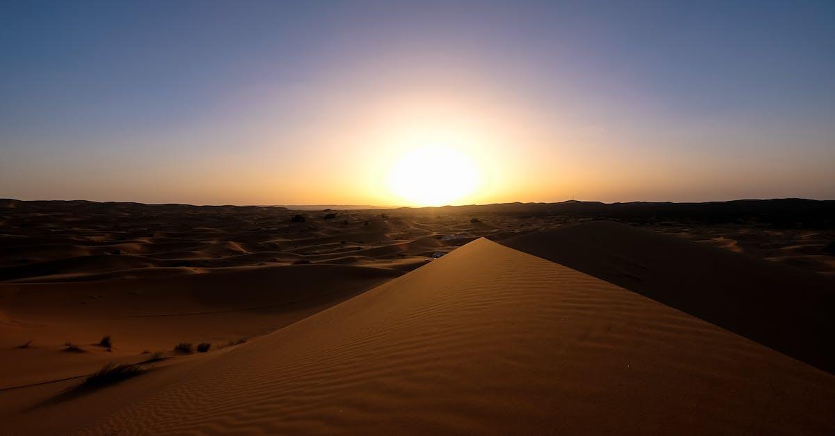 картинки пустыня рассвет то, что сумочка