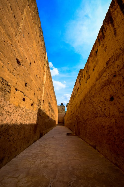 Photo of Brown Concrete Walls