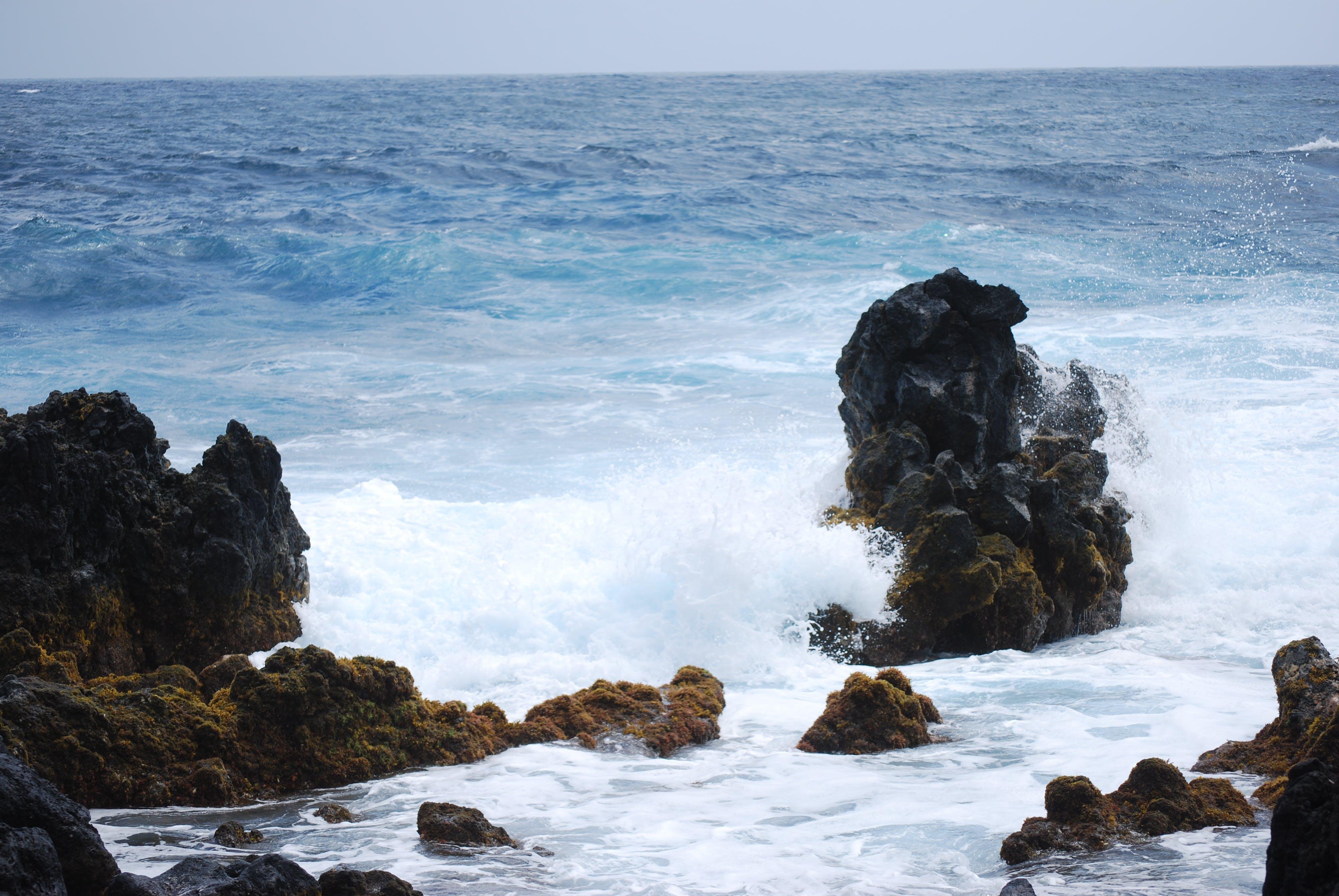 경치, 경치가 좋은, 물, 물을 튀기다의 무료 스톡 사진