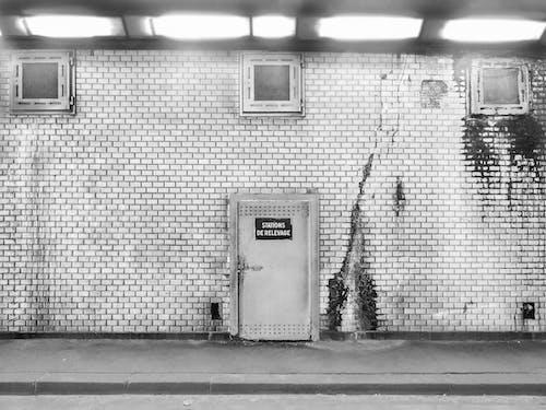 Foto profissional grátis de muro