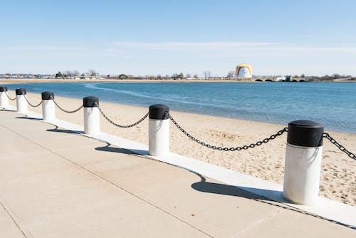 Δωρεάν στοκ φωτογραφιών με ακτή, άμμος, θάλασσα, λιμάνι